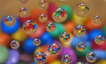 Repetitive Patterns Competition - 1st Place - Bubbles - © Marie McConn