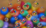 Repetitive Patterns Competition – 1st Place – Bubbles – © Marie McConn